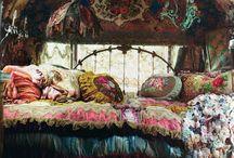 BOHEMIAN GYPSY: Decorating  / by TAMMY WAMBOLT
