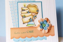 Tiddly Inks cards I {heart}