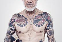 和彫り&tattoo