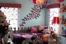 Daughters room decor / by Courtney Juarez