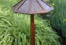 Saugatuck Arts and Crafts Floor Lamp