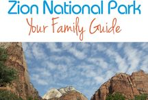 National and State Parks / Get outdoors and experience National and State Parks all over the world!