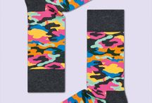 Socks graphic design