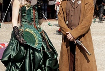 Playing Dress Up / Western and Civil War Reenactment Garb. / by Ronita Farren