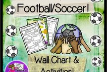 Soccer World Cup / Study Ideas | Activities | Homeschooling | Educational | Soccer  | Printables | Learning | Unit Studies | Crafts | World Cup | Sport
