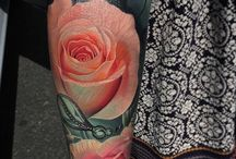 Rose Tattoos/ideas
