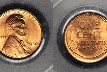 coins / by jesma archibald   (nutmegs)