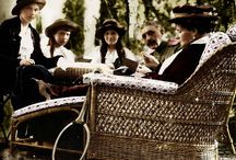 The Romanovs in Colour / Beautiful colour pictures of the Russian Imperial Family / by Julia Forster