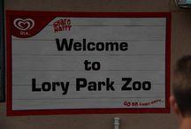 """Gracia """"child and youth care centre"""" / AfriForum het op 11 Desember vir sy 2014 kersuitreikprojek die Gracia """"Child and youth care centre""""  na """"Lory Park Zoo"""" in Midrand geneem."""