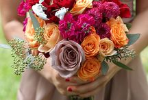Wedding bouquets / Gorgeous Handtied bouquets