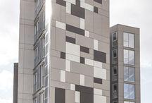 Pixelization fasade