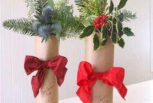idea of wine gift / tentatively create