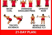 21 day workout