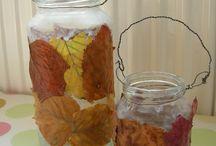 Podzimní svítilna