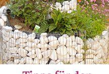 Alles für Ihren Garten / Im Garten ist es am schönsten. Damit es so bleibt und viele Ideen wie du deine grüne Oase verschönern kannst, bekommst du hier.