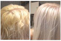 péče o bílé vlasy