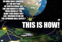 Plochá země/Flat Earth