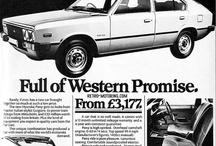 Dawne reklamy Hyundai / Vintage Hyundai ads