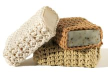 soap and crochet