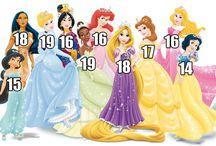Fandoms: Disney / by Charity Melchor-Stophel