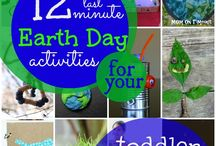 Kids Crafts Earth Day