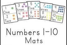 numbers / by Lisa Andresen Swanston