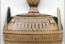 proto geometric vase
