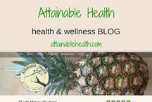 Attainable Health Press & Updates / www.attainablehealth.com SITE press and updates.