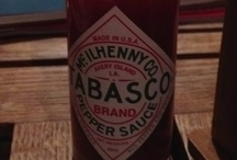 things you can do with a bottle of tabasco sauce / by bebe (brenda glenn)