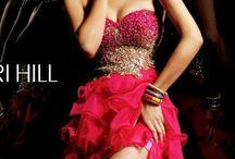 Sherri Hill stunning designs / Fasion