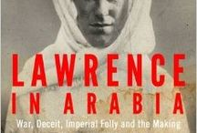 If You Like Lawrence in Arabia Try... / 2015 Adult Summer Reading Book Selection Thursday, August 20th at 7:00 pm:  Please join us for a book discussion of Lawrence in Arabia: War, Deceit, Imperial Folly and the Making of the Modern Middle East, by Scott Anderson.  To add to the discussion, we'll show the documentary Lawrence of Arabia: the Battle for the Arab World on Tuesday, August 18th at 6:30 pm.  Register at the Reference Desk to pick up a copy of the book.