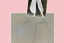 Hijab Fashion Sewing