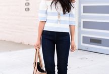 Fashion things - Flared jeans