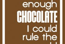 I ❤ Chocolate! / by Credé Irby