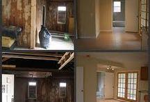 BEFORE AND AFTER FLIPPED HOUSES / Giving credit to the people who put them on the internet, we have found some truly amazing before and after homes flipped and turned a profit.  I am a professional Real Estate Investor.  I buy homes and can close quickly - call us 805 285 2312