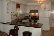 Kitchen (U Shaped) ideas