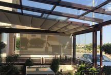 Veranda de Aluminio de Alicante / https://www.cerramientosabatibles.com/galeria/veranda-aluminio-catral