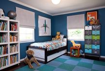Kids rooms / by KristenandNick Hanson