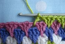Crochet Stitches / by Elizabeth Olavarria