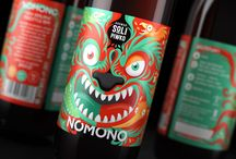 Beer bottles / beer bottles packaging