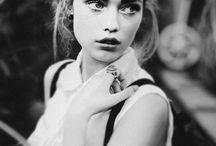 Victoria secret/ makeup