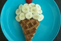 Cute I love you foods