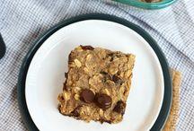 Healthy gluten free, nut free school snacks