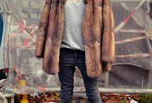 Ways to Wear: Fur Jacket