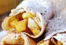 Sweets - Creaps & Pancakes
