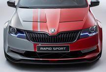 Škoda super motors tuning