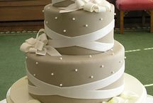 My LOVE weeding cakes