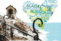 ALASSIO MARCELLA FIORE DESIGN / MARCELLA FIORE DESIGN Graphic design about Alassio and surroundings.  Graphic design, typography,  illustration, communication. #inalassio #riviera #italy #liguria #sea #tourism Marcella Fiore Studio