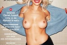Magazine topless covertes