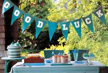 Graduation Party Ideas / by Melany Fogel